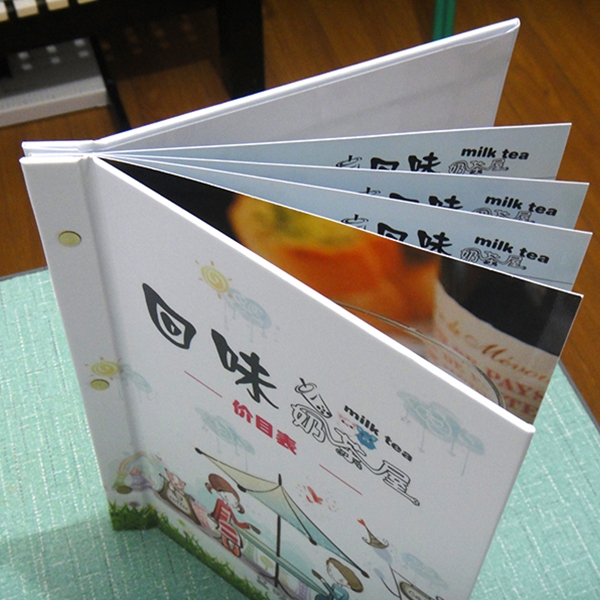 铜钉精装画册